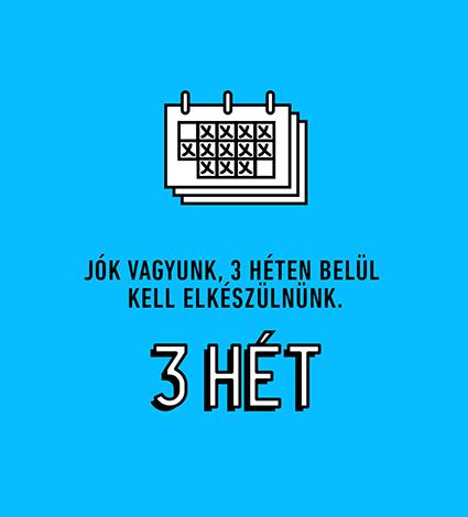 3 hét